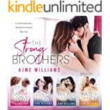 The Strong Brothers: A Contemporary Romance Series Box Set