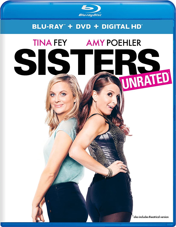 How To Be Single Amazon: Sisters [bluray]: Tina Fey, Amy Poehler, Maya  Rudolph,