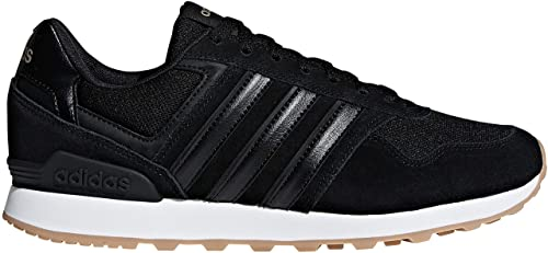 the latest 1c27f 492c6 adidas 10K, Scarpe da Running Uomo, Nero Core BlackFtwr White, 40