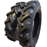 ROAD CREW (2 TIRES + 2 TUBES) 6.00-16 8 PLY RC OZKA KNK-50 R1 Farm Tractor Tire 600168