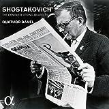 Shostakovich: Sämtliche Streichquartette