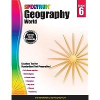 Spectrum - Geography, Grade 6