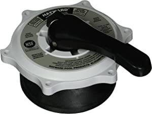 Hayward SPX0710XBA Key Cover and Handle Assembly Replacement for Hayward Multiport and Sand Filter