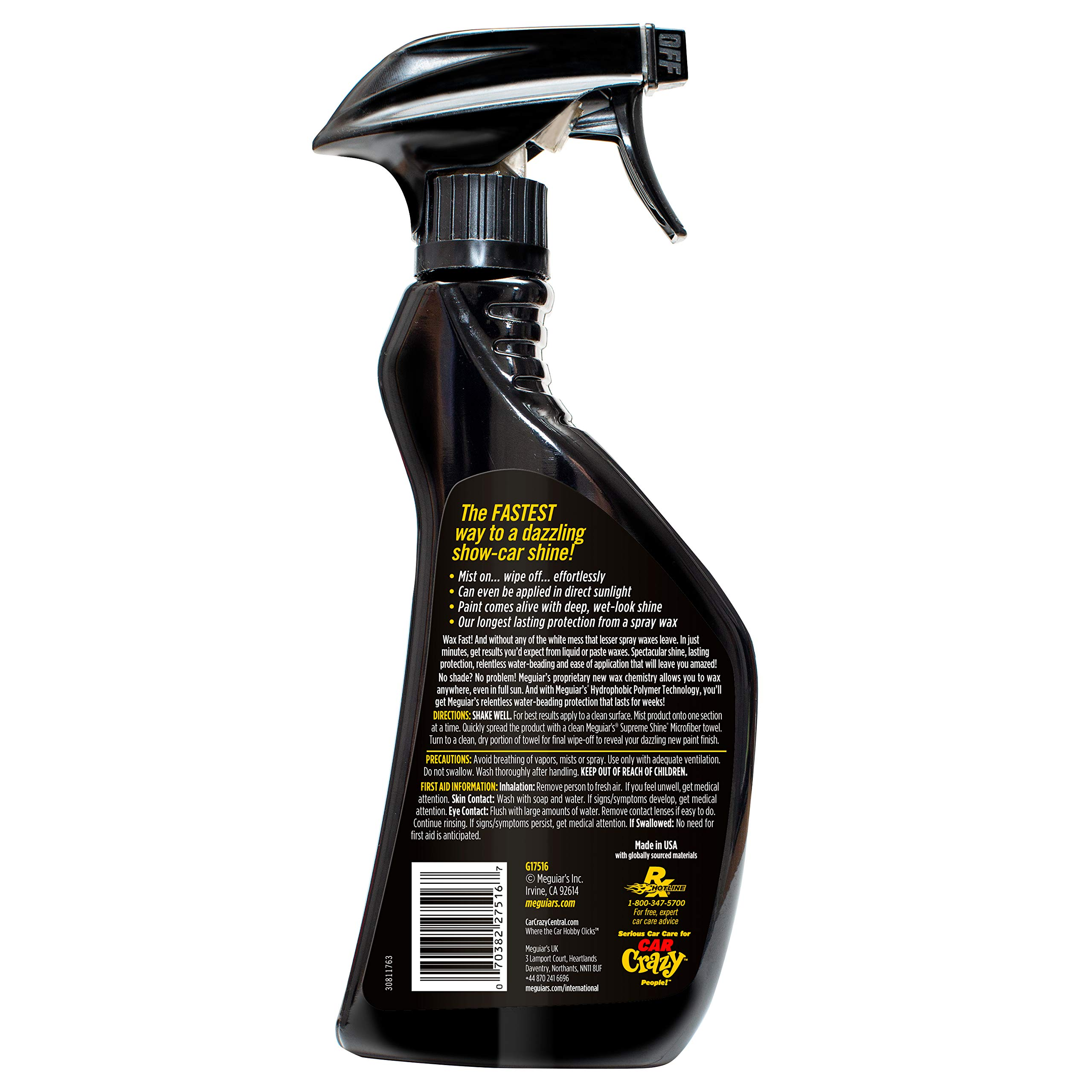 MEGUIAR'S G55146 All in One Essentials Car Care Kit by MEGUIAR'S (Image #12)