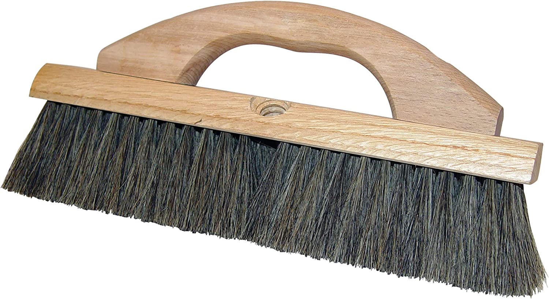 Bon 22-311 12-Inch Soft Finish Block Brush with Horsehair Bristles Bon Tool