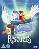 The Rescuers (1977) (Limited Edition Artwork Sleeve) [Blu-Ray]