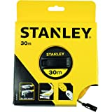 Stanley STA034297 Closed Case Fibreglass Tape, 30m Length x 12mm Width