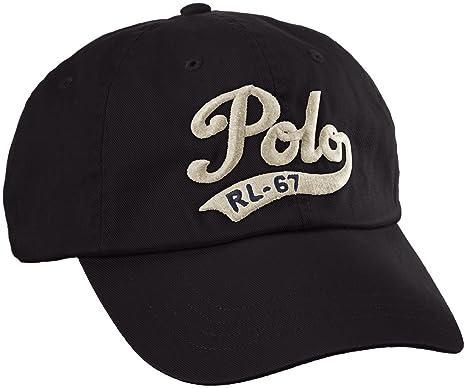 Baseball Sport Lauren Ralph De Polo Casquette Classic Cap 3 UzMVpS