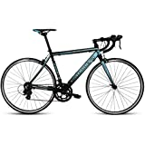 Montra Unplugged 700C Sporty Road Bike/Bicycle (Black and Blue)