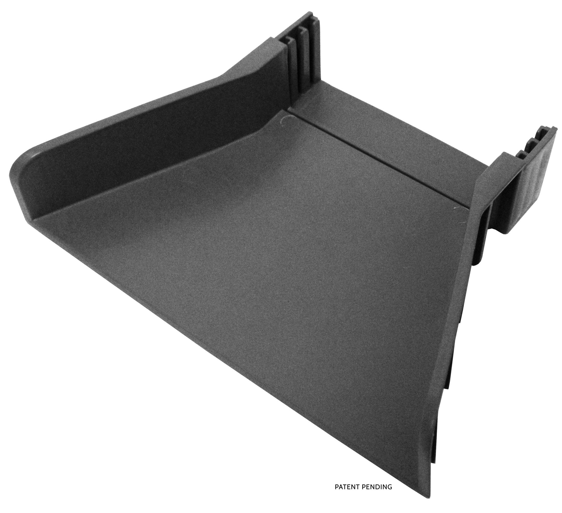 Sluice Fox Modular Sluice Box System for Gold Panning Kits (Flare Only (Black)) by Sluice Fox (Image #1)