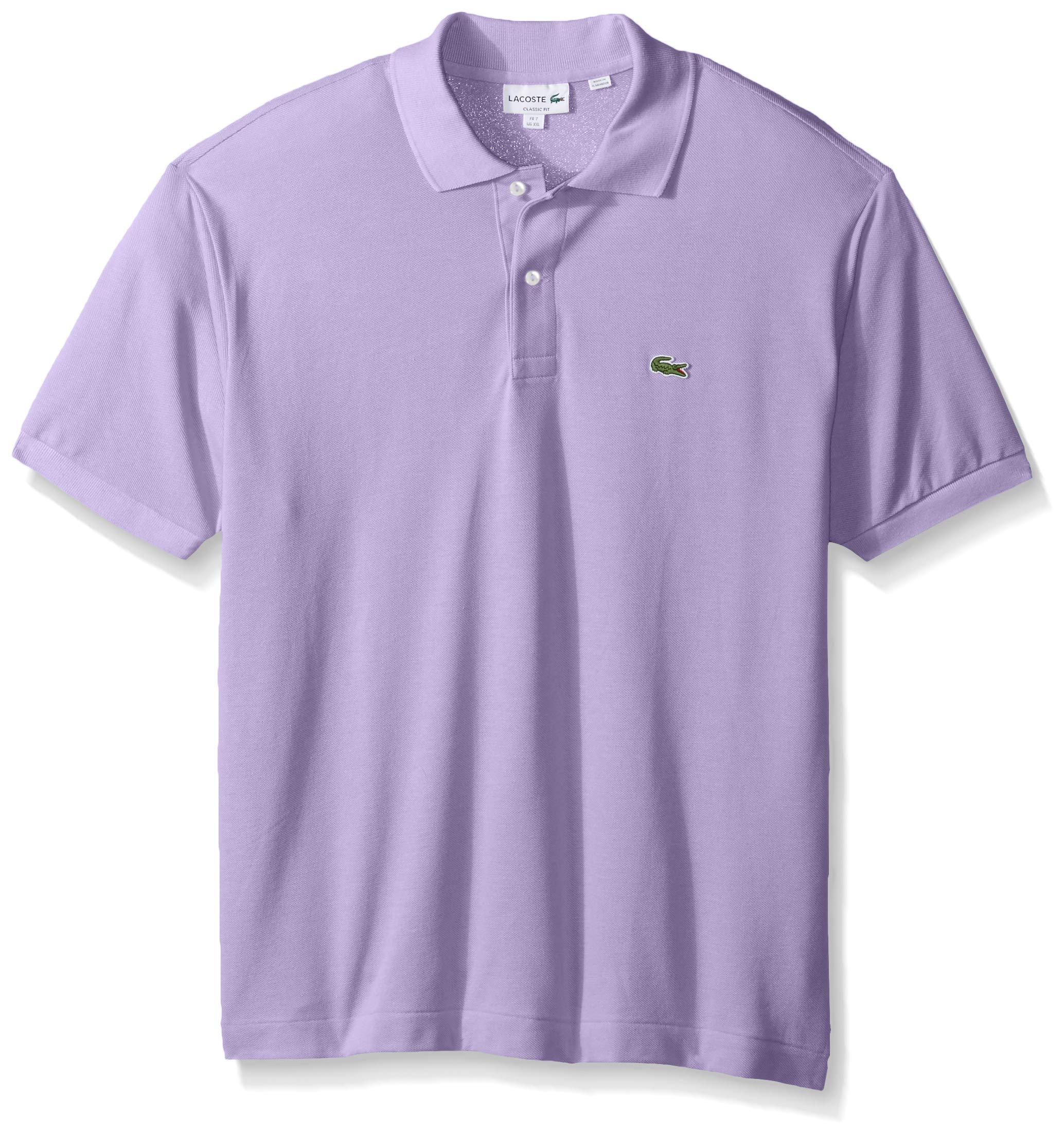 Lacoste Short Galleon 12 Polo 12 L Classic Sleeve Pique Men's 34AjLR5