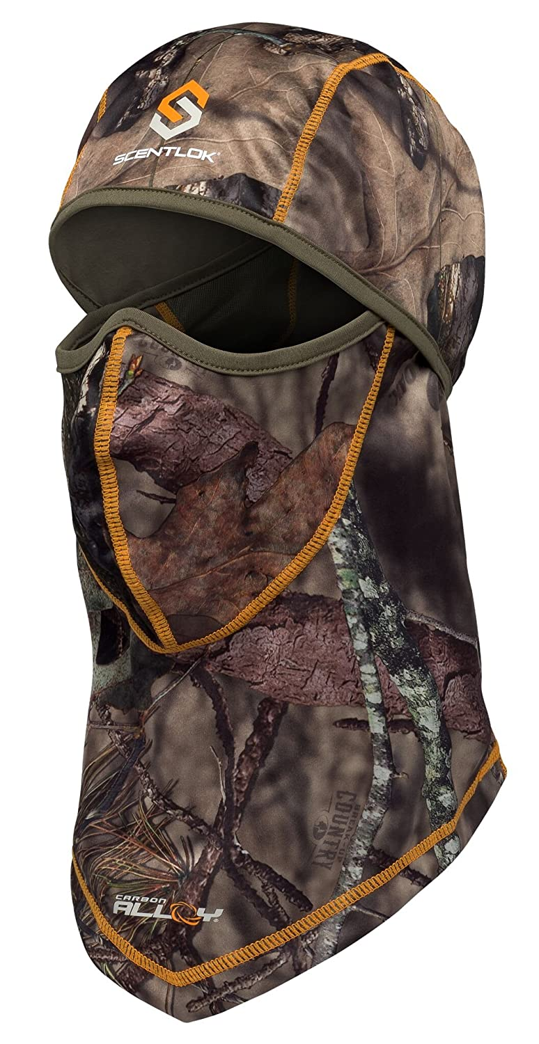 Scent-Lok Men's Savanna Lightweight Headcover, Mossy Oak Country, One Size ALS Enterprises 87490