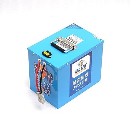 Amazon.com: Batería de litio para bicicleta eléctrica ...