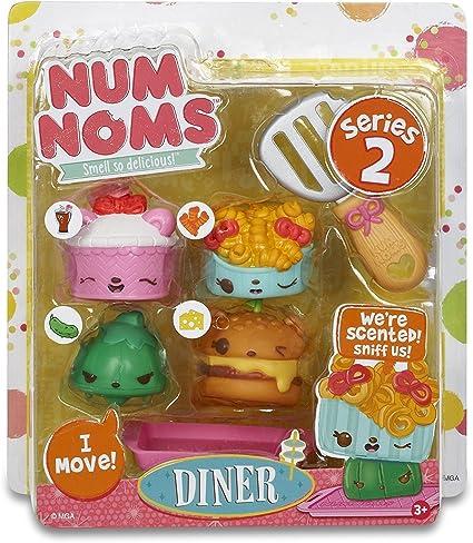 Num Noms 544142 Diner Combo, juego para cocinar , color/modelo surtido: Amazon.es: Juguetes y juegos