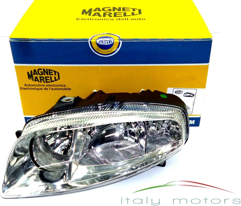 60681584 Alfa Romeo GT Scheinwerfer Frontscheinwerfer links Magneti Marelli
