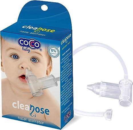 COCCOBABY CLEANOSE ASPIRADOR NASAL: Amazon.es: Bebé