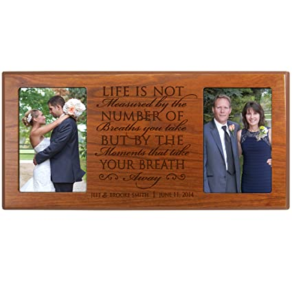 5e54ba758d6a Amazon.com - Personalized Parent Wedding Gift