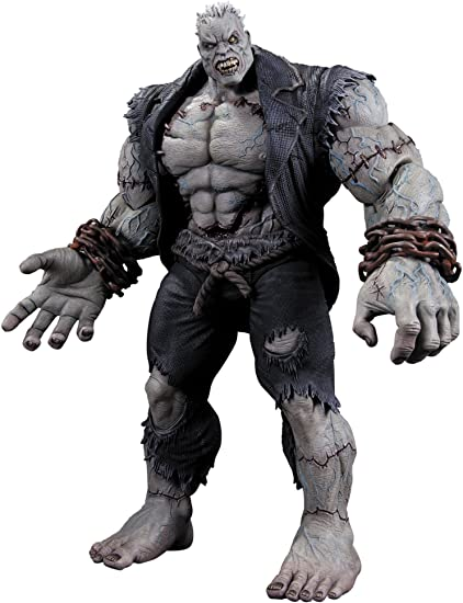 DC Fisher Price Imaginext Solomon Grundy Loose Action Figure