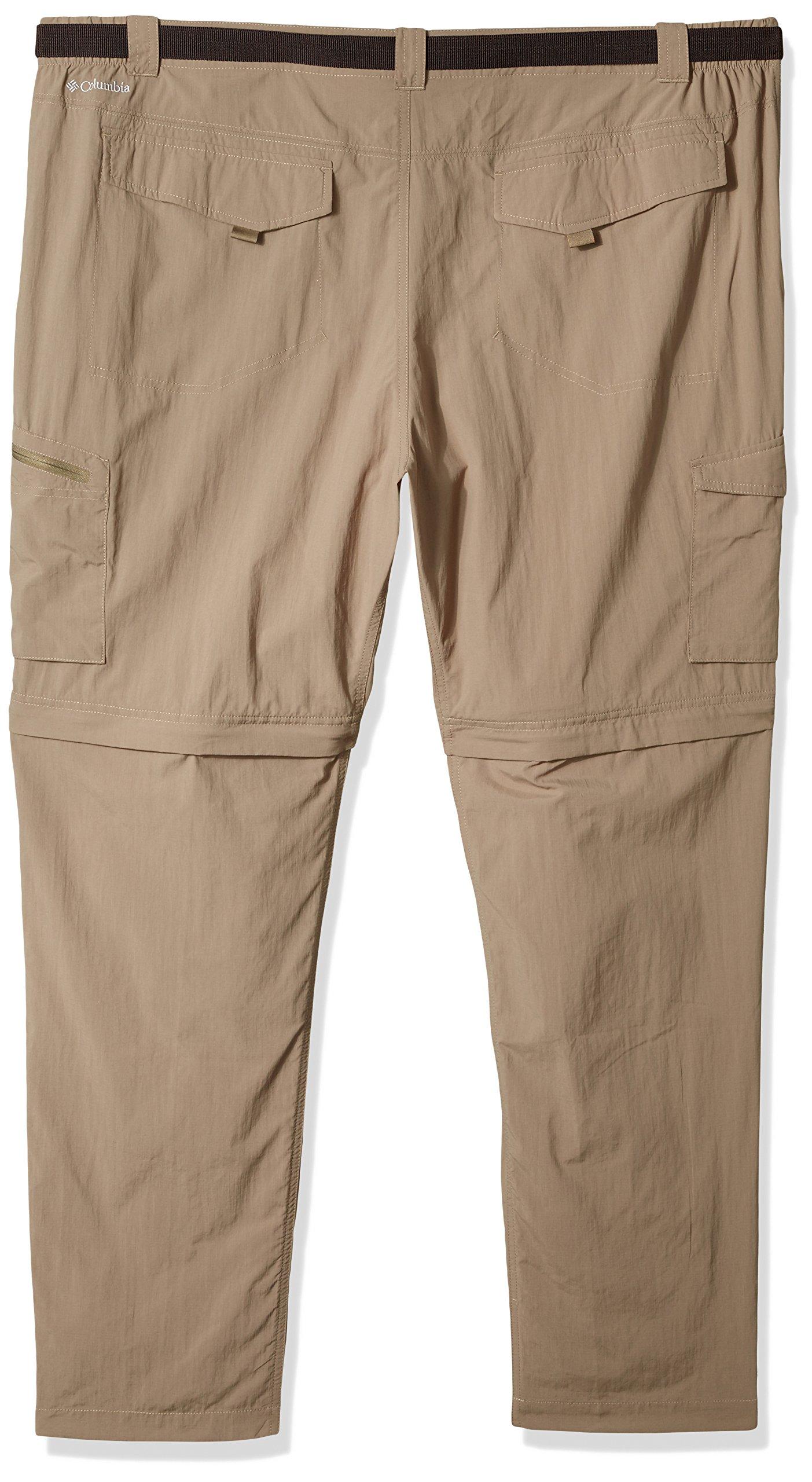 Columbia Men's Silver Ridge Big & Tall Convertible Pants, Sage, 44 x 34 by Columbia (Image #2)