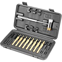 Wheeler Engineering Hammer and Punch Set With Storage Case