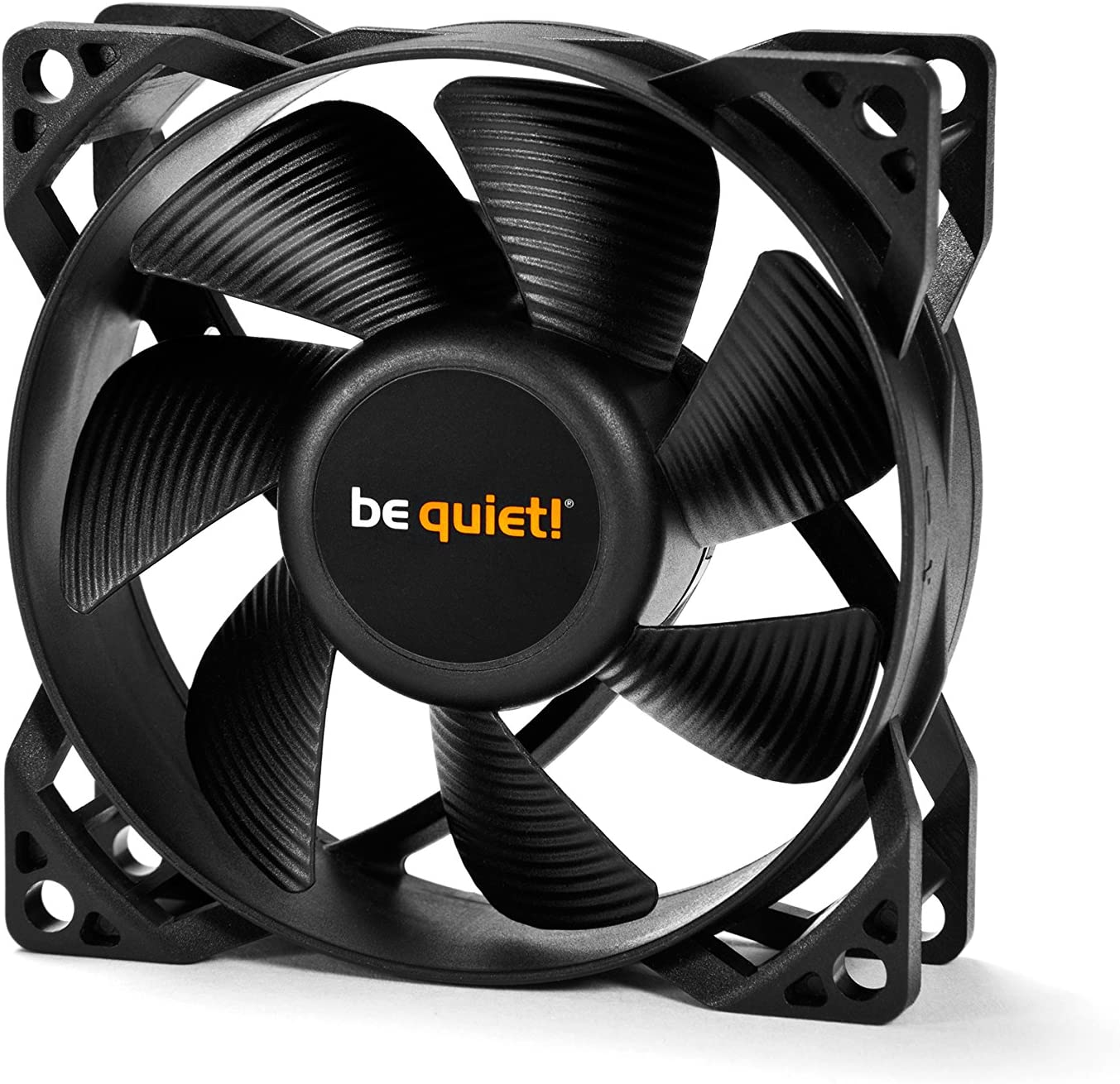 BE QUIET! Pure Wings 2 80mm PWM, BL037, Cooling Fan