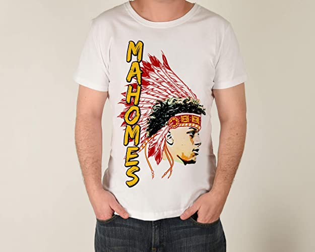 finest selection 62c9d 651fe Amazon.com: Kansas City Chiefs Patrick Mahomes Shirt Sports ...