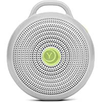Yogasleep Hushh Portable White Noise Machine for Baby | 3 Soothing, Natural Sounds with Volume Control | Compact for On…