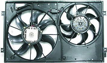 Depo 327-55005-100 Radiator Fan Assembly