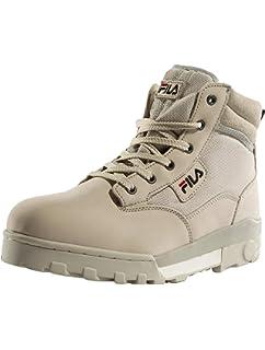 60cc53ef5e6 Fila Vintage Trailblazer Boots Brown 4: Amazon.co.uk: Shoes & Bags