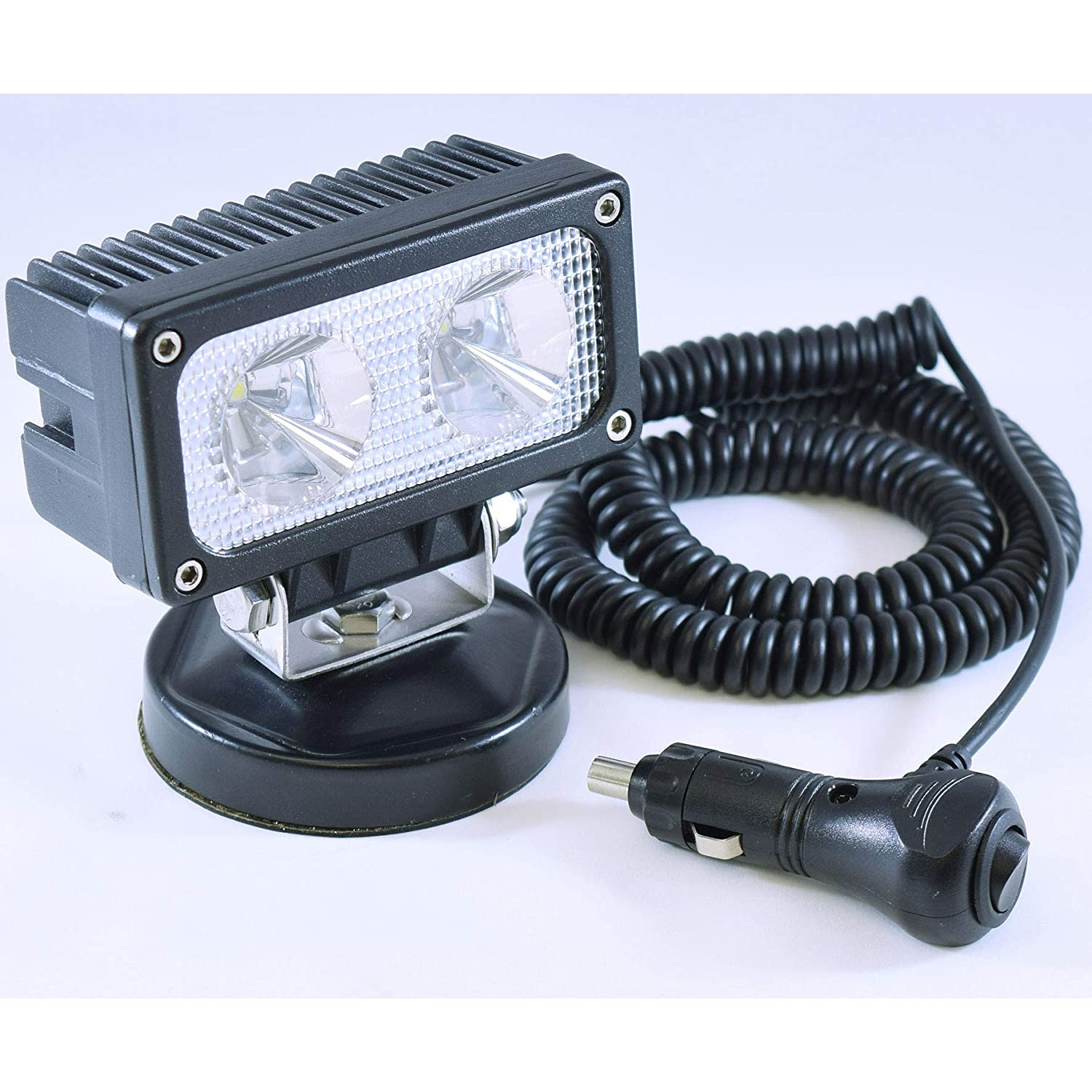 マローンMegasport magnetic-mount Flood Light   B06XFWPGM8