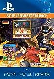One Piece Pirate Warriors 3 - Story Pack [Spielerweiterung] [PS4 PS3 PS Vita PSN Code - deutsches Konto]