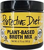 Protective Diet Plant-Based Broth Mix - makes 12 quarts