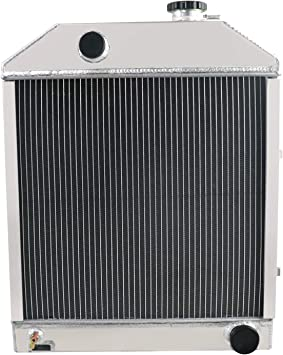 For Ford//Holland Tractor Radiator 2000 2600 3000 3100 3500 3600 4000 4450 4610