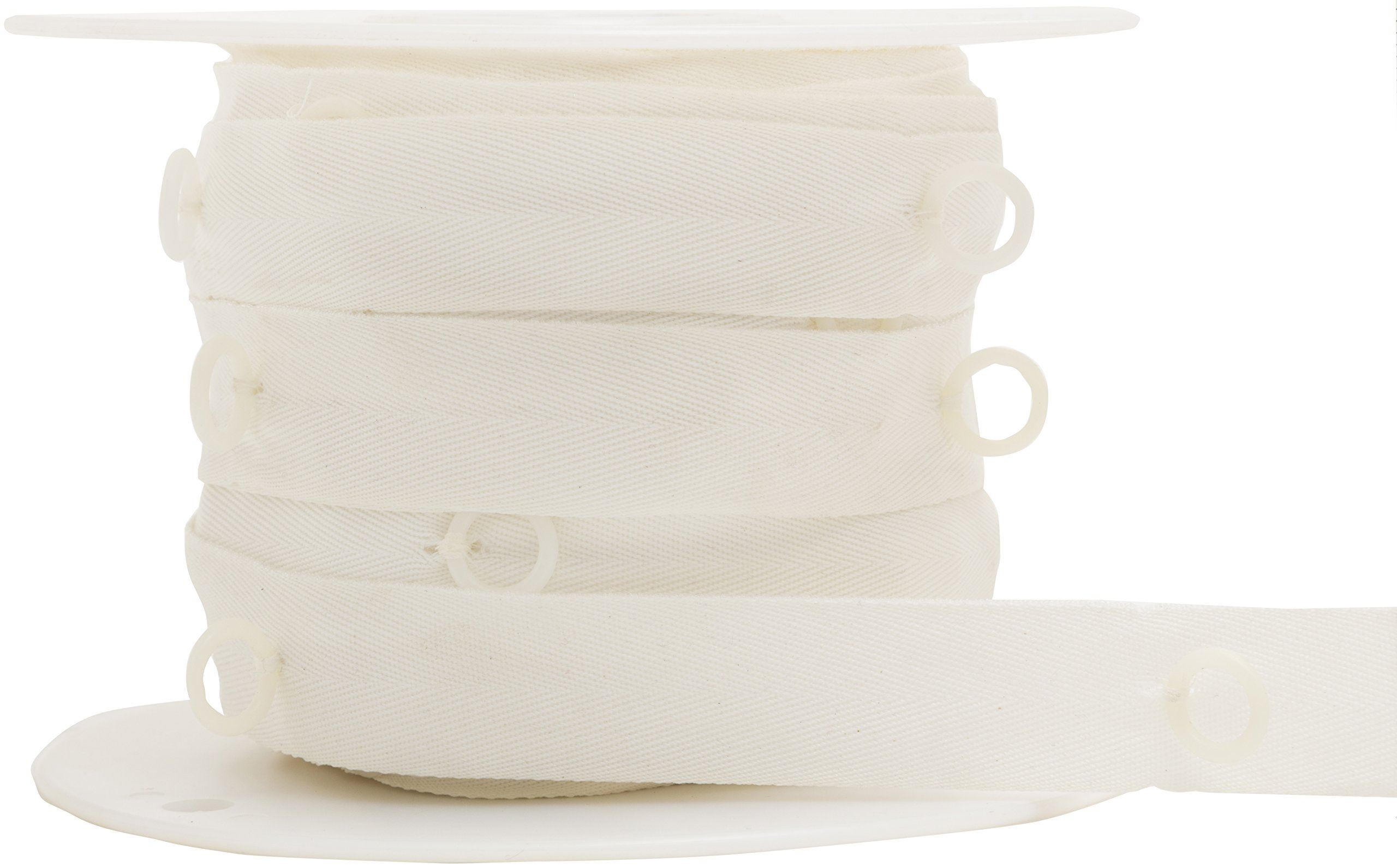 Wrights 4030A Roman Shade Tape, 1-Inch by 36-Yard, White