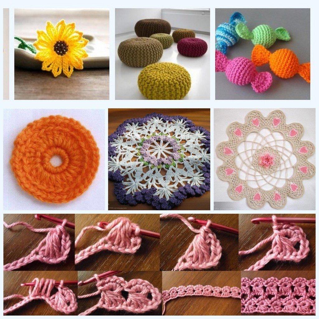 ELINKA Crochet Hooks Mixed Aluminum Handle Knitting Knit Needles Sewing Tools Full Set Knit Gauge Scissors Stitch Holders Weave Yarn Set of 51pcs by ELINKA (Image #3)