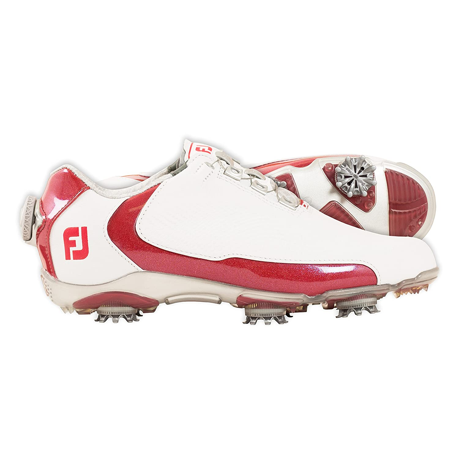 website for discount huge range of many fashionable FootJoy Ladies DNA Leather Golf Shoes Wide Fit Waterproof ...