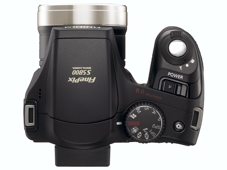 Fujifilm FinePix S5800 Digital Camera - Black 2.5 inch: Amazon.co.uk: Camera  & Photo