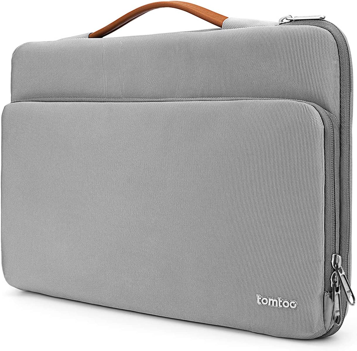 tomtoc Laptop Sleeve for 16-inch MacBook Pro, 15 inch Old MacBook Pro, Notebook Case for Dell XPS 15, Microsoft Surface Book 3/2, The New Razer Blade 15, ThinkPad X1 Extreme Gen 2, Accessory Bag