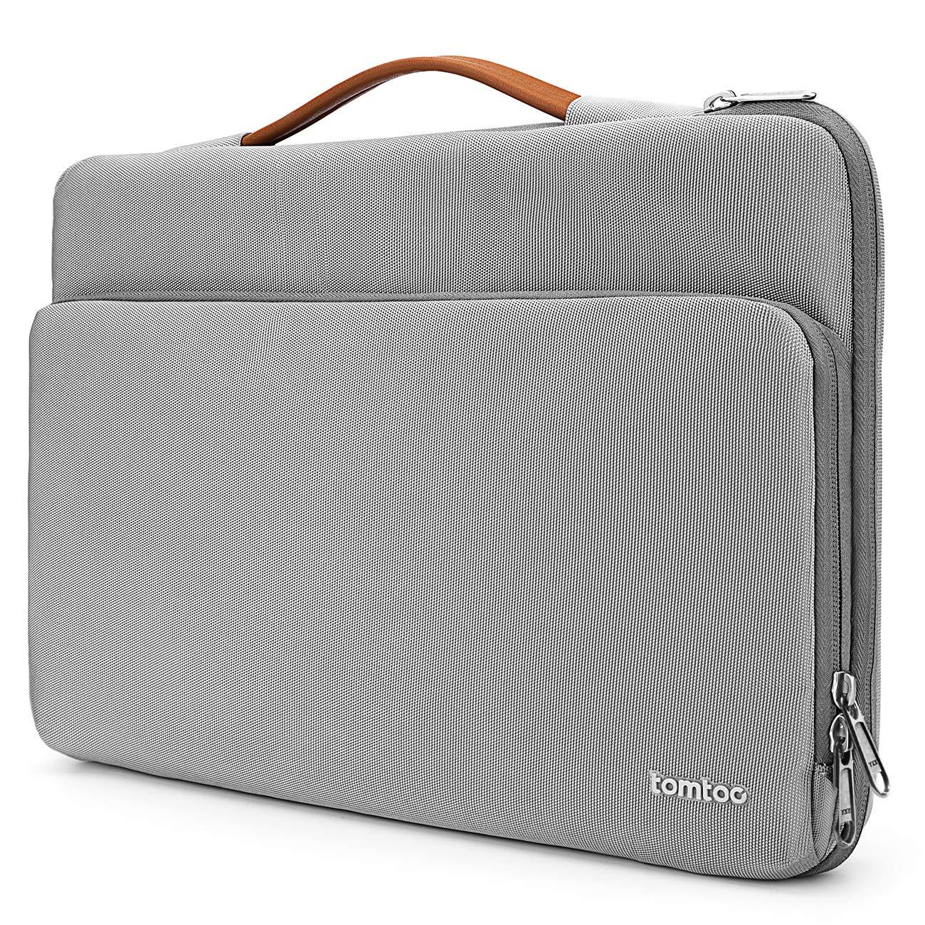 4912da321c ... Serviettes pour ordinateur portable · tomtoc Housse de Protection à  360° pour 15 Pouces Nouveau MacBook Pro 2016 Late -