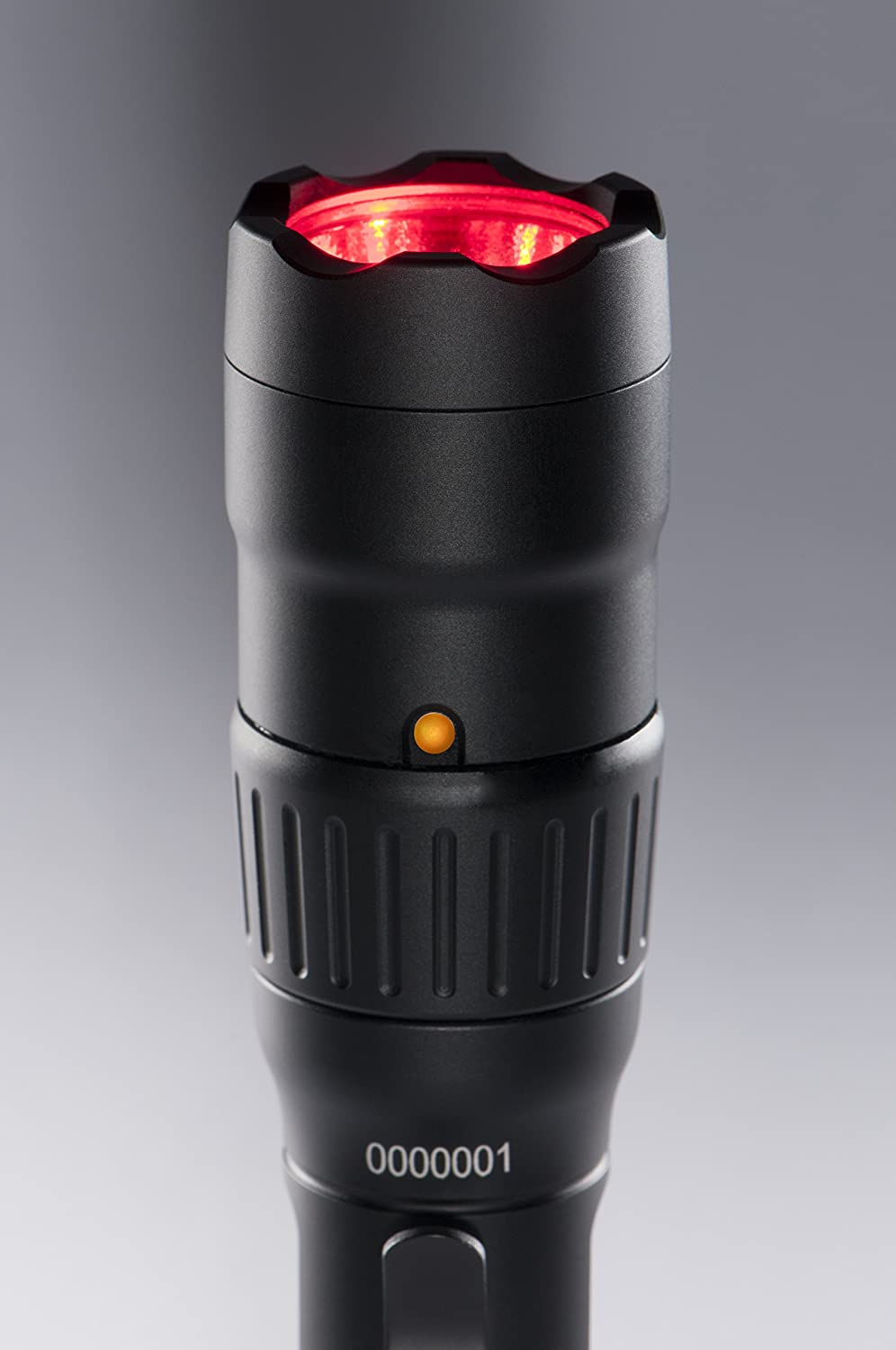 Pelican 7600 Rechargeable Tactical Flashlight (Black): Sports & Outdoors