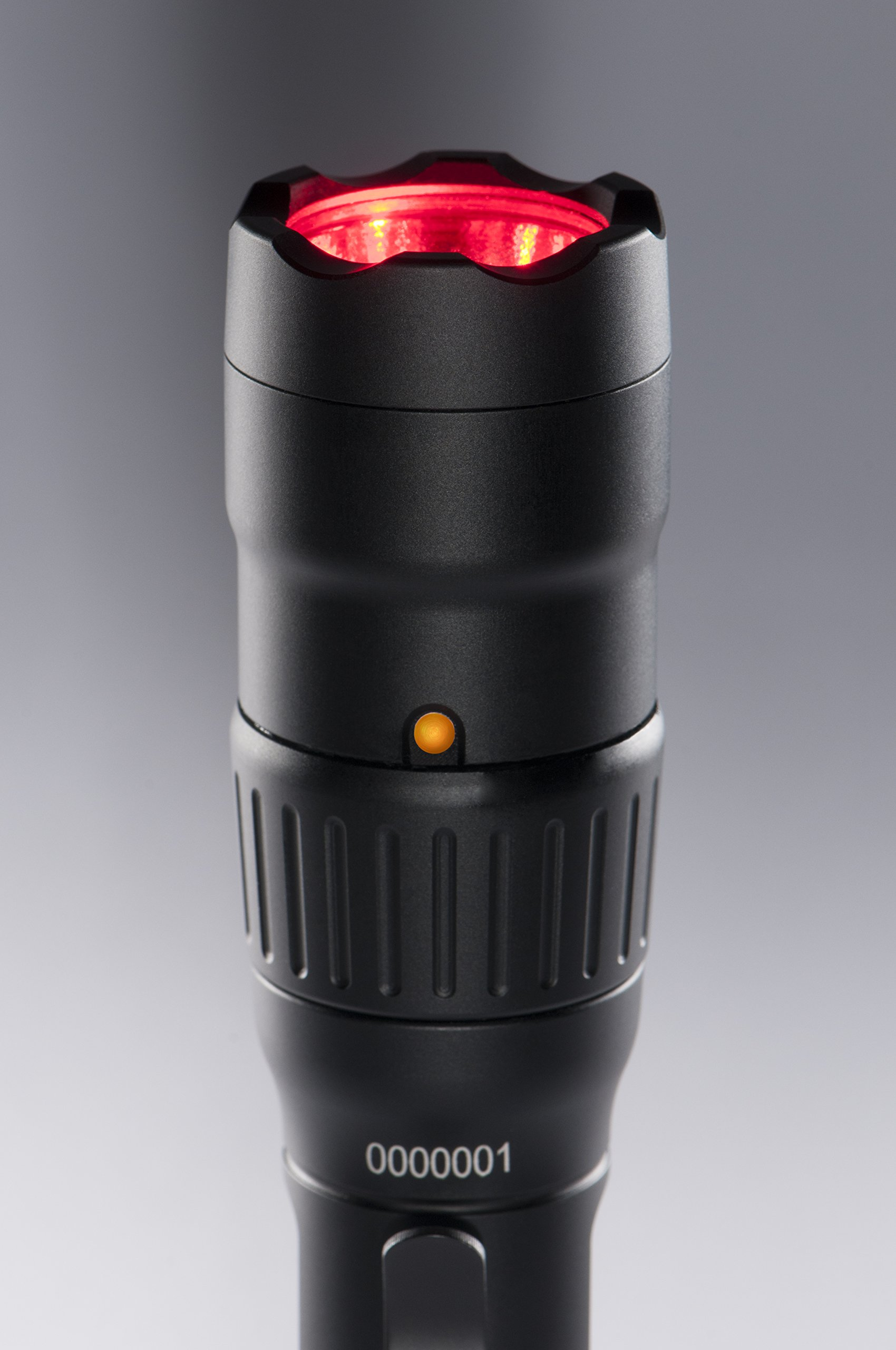 Pelican 7600 Rechargeable Tactical Flashlight (Black) by Pelican (Image #4)