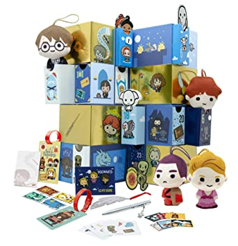 Calendrier De Lavent Harry Potter Funko Pop.Dujardin Jouets Calendrier De L Avent Harry Potter Une Exclusivite Amazon