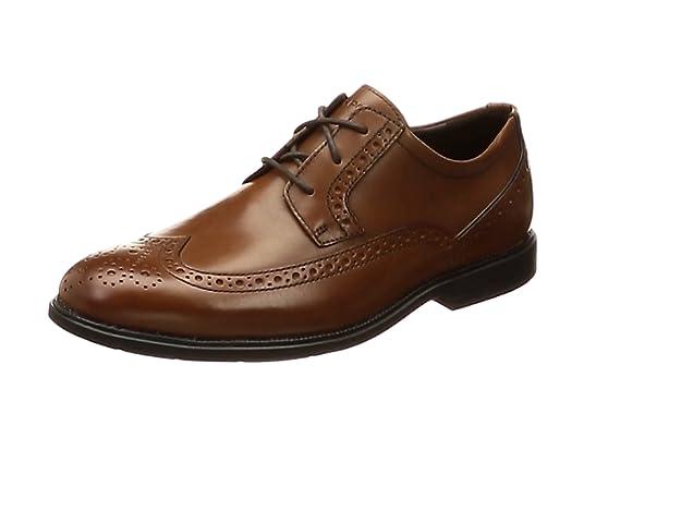 Rockport Madson Wingtip, Zapatos de Cordones Derby para Hombre