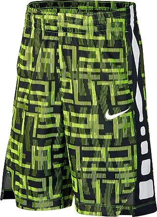 Amazon.com: Nike Elite Stripe - Pantalones cortos para niño ...