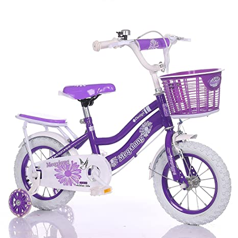 Geekbot Bicicletta Bimbo Bambina 12 Pollici Bambino Di 3 6 Anni