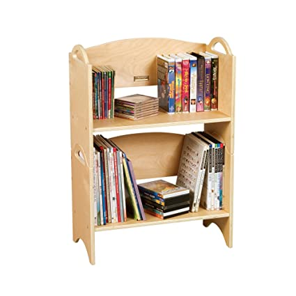 Guidecraft Stacking Bookshelves Set