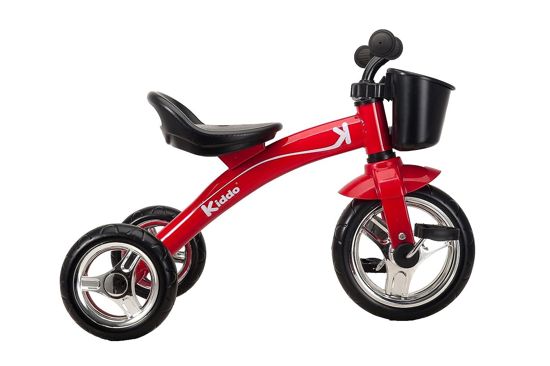Pequeña Red 3 Wheeler Diseño inteligente niños triciclo Trike Bike Ride-on 2-5 años - nueva Red: Amazon.es: Juguetes y juegos
