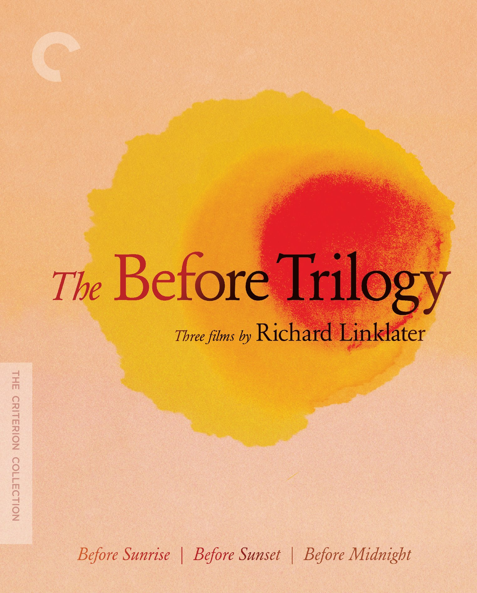 Blu-ray : The Before Trilogy (Criterion Collection) (Digital Theater System, AC-3, , Widescreen, 3 Disc)