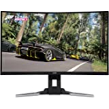"""Acer XZ321QU bmijpphzx 31.5"""" Curved WQHD (2560 x 1440) Monitor with AMD FREESYNC Technology 