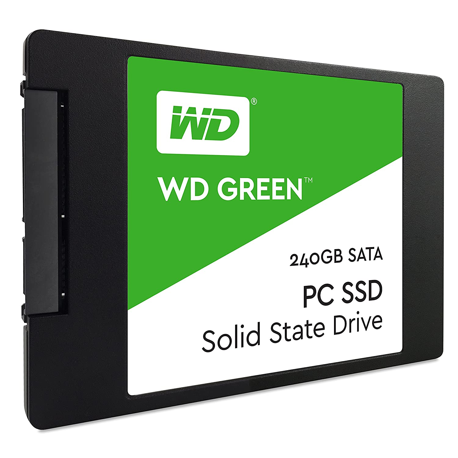 4813df2be8dbd8 Amazon.in  Buy Western Digital WDS240G1G0A 240GB Internal Solid State Drive  (Green) Online at Low Prices in India   Western Digital Reviews   Ratings